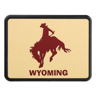 Caballo Bucking de Wyoming Tapas De Tráiler