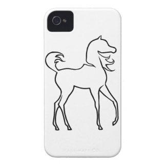 Caballo Carcasa Para iPhone 4 De Case-Mate