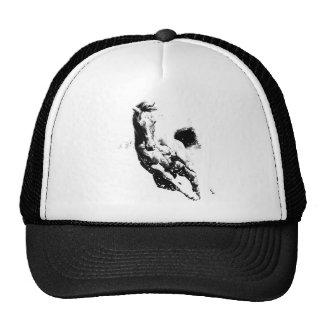 Caballo corriente gorras