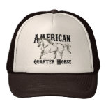 Caballo cuarto americano gorra