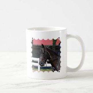 Caballo de bahía dulce tazas de café