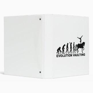 """Caballo de bóveda de la evolución carpeta 1"""""""