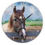 Caballo de Brown con el reloj del freno