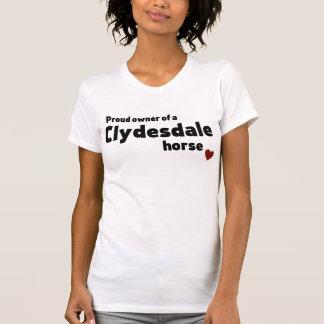 Caballo de Clydesdale Camisetas