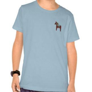 Caballo de Dala del sueco T-shirt