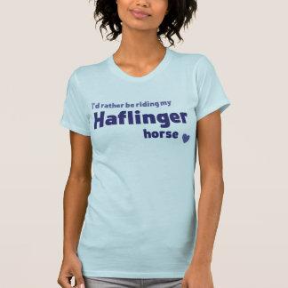 Caballo de Haflinger Camisetas