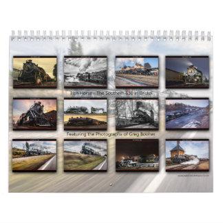 Caballo de hierro - los 630 meridionales en calendario