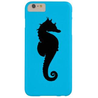 Caballo de mar acuático funda de iPhone 6 plus barely there