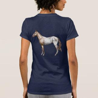 Caballo de Nez Perce T-shirts