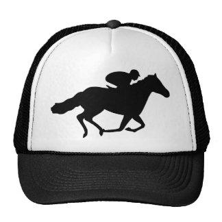 Caballo de raza gorras de camionero