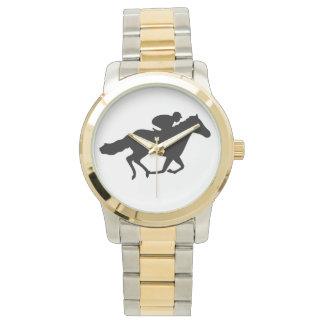 Caballo de raza reloj
