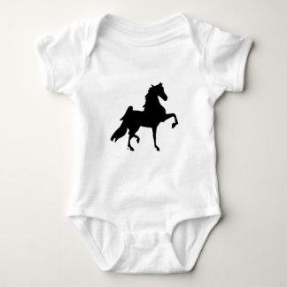 Caballo de Saddlebred del americano Mameluco De Bebé