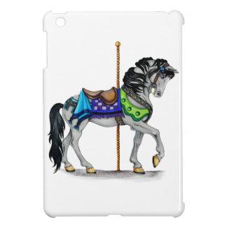 Caballo del carrusel iPad mini cárcasas