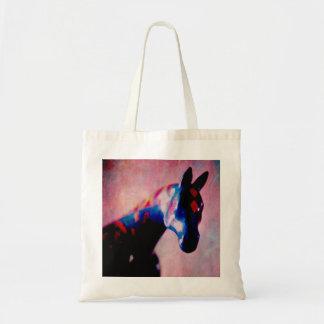 caballo del cielo. .bag bolsas de mano