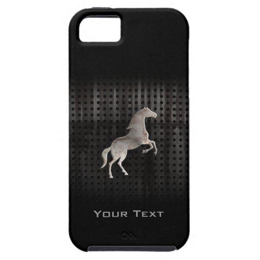 Caballo del Grunge iPhone 5 Case-Mate Cobertura