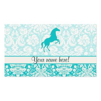 Caballo del trullo tarjetas de visita