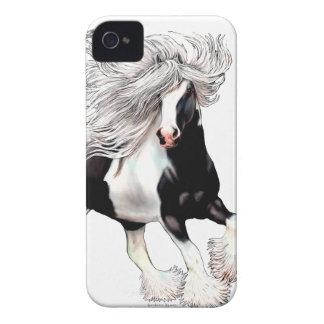 Caballo gitano Casanova Funda Para iPhone 4