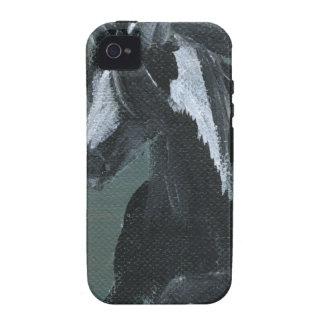 Caballo gitano de Vanner iPhone 4/4S Funda