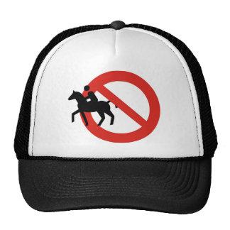 caballo gorras de camionero