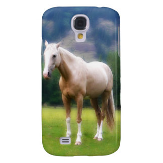 Caballo ideal del Palomino Funda Para Galaxy S4
