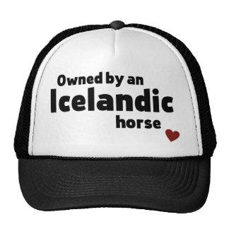 Caballo islandés gorra