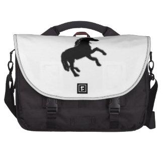 Caballo negro bolsas para portatil