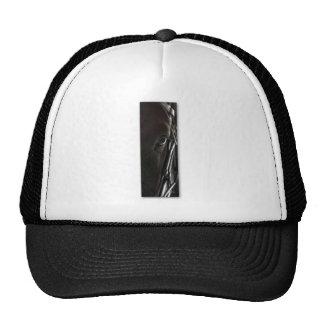 caballo negro gorras de camionero
