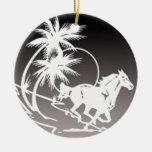 caballo ornamentos de reyes magos