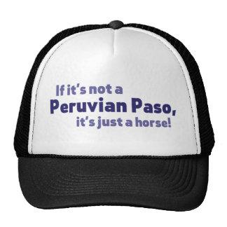 Caballo peruano de Paso Gorro De Camionero