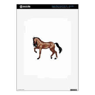 Caballo Prancing iPad 3 Skins