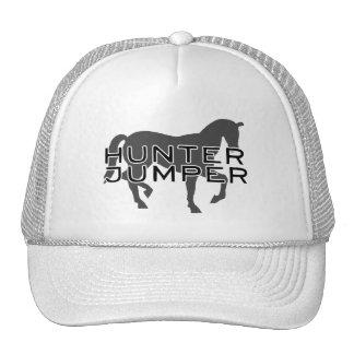 Caballo - puente del cazador con el caballo bonito gorros bordados