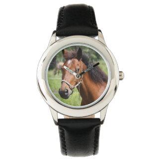 Caballo Reloj De Mano