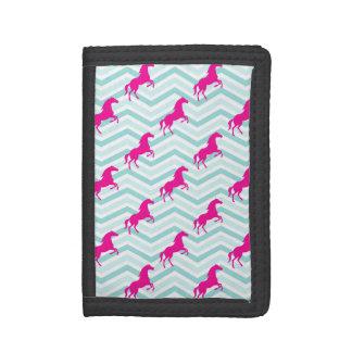 Caballo rosado, Equestrian, trullo azulverde