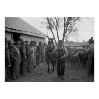 Caballo Sale, 1939 Póster