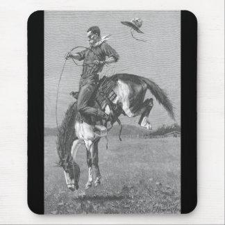 Caballo salvaje Bucking por Remington vaqueros de