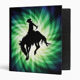 """Caballo salvaje Bucking; Rodeo; Fresco Carpeta 1"""""""