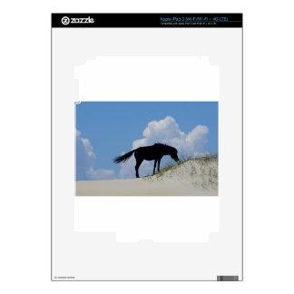 Caballo salvaje en OBX Pegatina Skin Para iPad 3