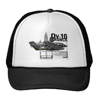 Caballo salvaje OV-10 Gorra