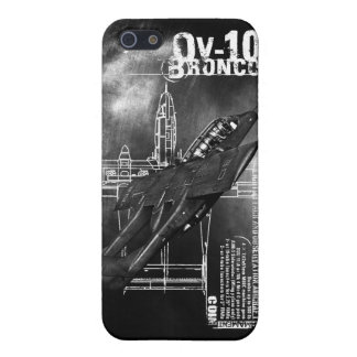 Caballo salvaje OV-10 iPhone 5 Carcasa
