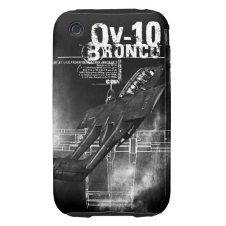 Caballo salvaje OV-10 Tough iPhone 3 Cárcasa