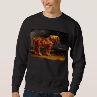 caballo sudadera