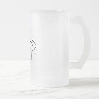 Caballo Taza De Cristal
