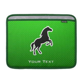 Caballo verde funda macbook air