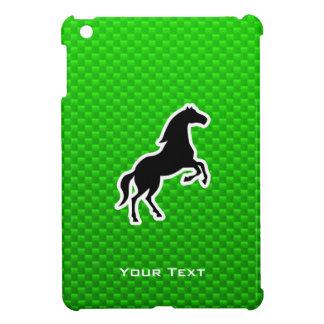 Caballo verde iPad mini protectores