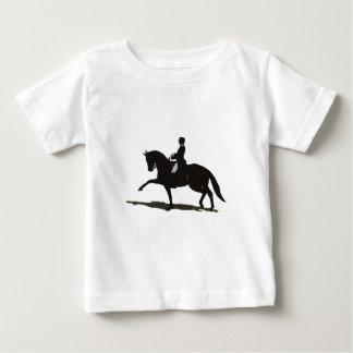 Caballo y jinete del Dressage Polera