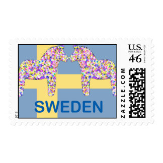 Caballos de Dala del sueco