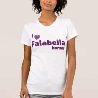 Caballos de Falabella Tee Shirts