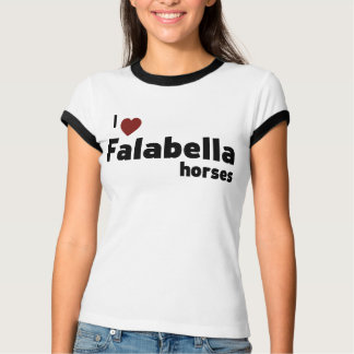 Caballos de Falabella T-shirts