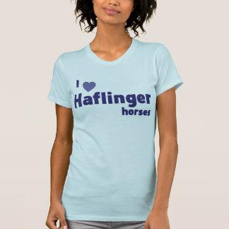Caballos de Haflinger Camiseta