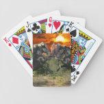 Caballos de la fantasía: Magia negra Barajas De Cartas